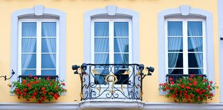 Beautiful window Stock Photo