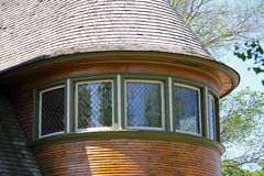 Beautiful windows Stock Photography