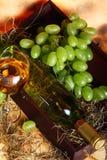 Beautiful wine composition Stock Photos