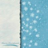 Beautiful winter background Stock Photography