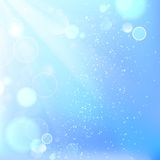 Beautiful winter background. Royalty Free Stock Photography