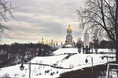 Free Beautiful Winter , Church, Ukrainian Royalty Free Stock Image - 105421006