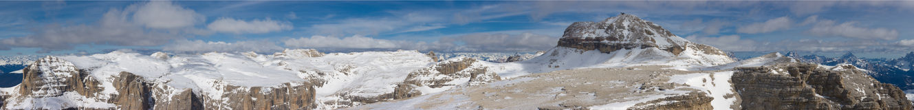 Beautiful winter mountain landscape royalty free stock photo