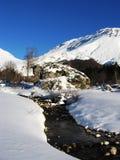Beautiful winter picture Stock Photo