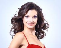 Of a beautiful woman Stock Photo