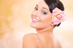 Beautiful woman Royalty Free Stock Image
