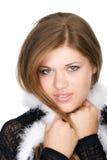 Beautiful woman. Stock Photos