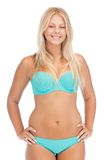 Beautiful woman in bikini Stock Photography