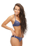 Beautiful woman in bikini Royalty Free Stock Photos