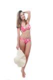 Beautiful woman in bikini Royalty Free Stock Photo