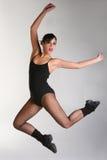 Beautiful Woman Dancer Stock Image