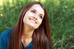 Beautiful woman face Royalty Free Stock Photos