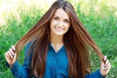 Beautiful woman face Royalty Free Stock Photos