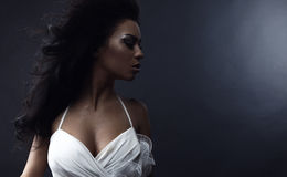 Beautiful woman. Fashion Royalty Free Stock Images