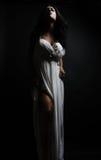 Beautiful woman. Fashion art photo. Royalty Free Stock Images