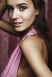 Beautiful woman. Fashion art portrait Stock Photos