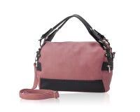 Beautiful woman fashion handbag isolated on white Royalty Free Stock Image