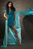 Beautiful woman fashion photo royalty free stock photography