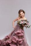 Beautiful woman. Fashion photo Stock Image
