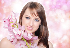 Beautiful woman Royalty Free Stock Photo