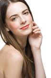 Beautiful woman with healthy skin Royalty Free Stock Photography