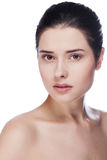 Beautiful woman with healthy skin Royalty Free Stock Image