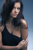 Beautiful woman with perfect skin Royalty Free Stock Photo