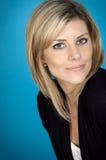 Beautiful woman portrait Stock Image