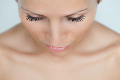 Beautiful woman portrait Royalty Free Stock Images