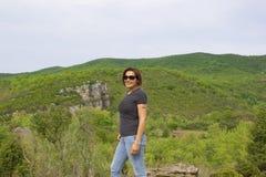 Beautiful Woman Portrait in Agva,Turkey Stock Photos