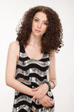 Beautiful woman portrait - nice Royalty Free Stock Photo