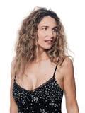 Beautiful Woman Portrait Seductive Royalty Free Stock Photo