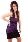 Beautiful woman posing Royalty Free Stock Image