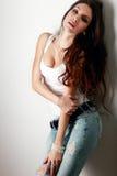Beautiful woman posing Stock Photo