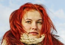Beautiful woman. Royalty Free Stock Photography