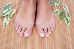 Beautiful woman's legs Royalty Free Stock Photography