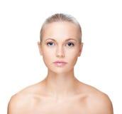 Beautiful woman's portrait. Stock Photography