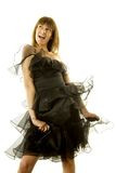 Beautiful woman smiling Royalty Free Stock Image