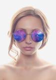 Beautiful woman in sunglasses Stock Image