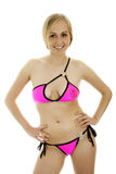 Beautiful woman in swimwear. Royalty Free Stock Photos