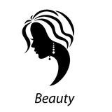 Beautiful woman. Royalty Free Stock Images