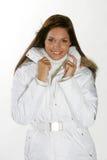 Beautiful woman,winter fashion Stock Photo