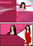 Beautiful women Stock Image