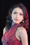 Beautiful women closeup Royalty Free Stock Images
