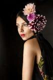 Beautiful women portrait Stock Images