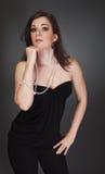 Beautiful women posing Stock Photography