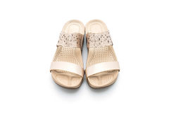 Beautiful women sandal Stock Image