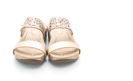 Beautiful women sandal Stock Photos