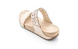 Beautiful women sandal Royalty Free Stock Image