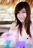 Beautiful women of Thailand Stock Photo